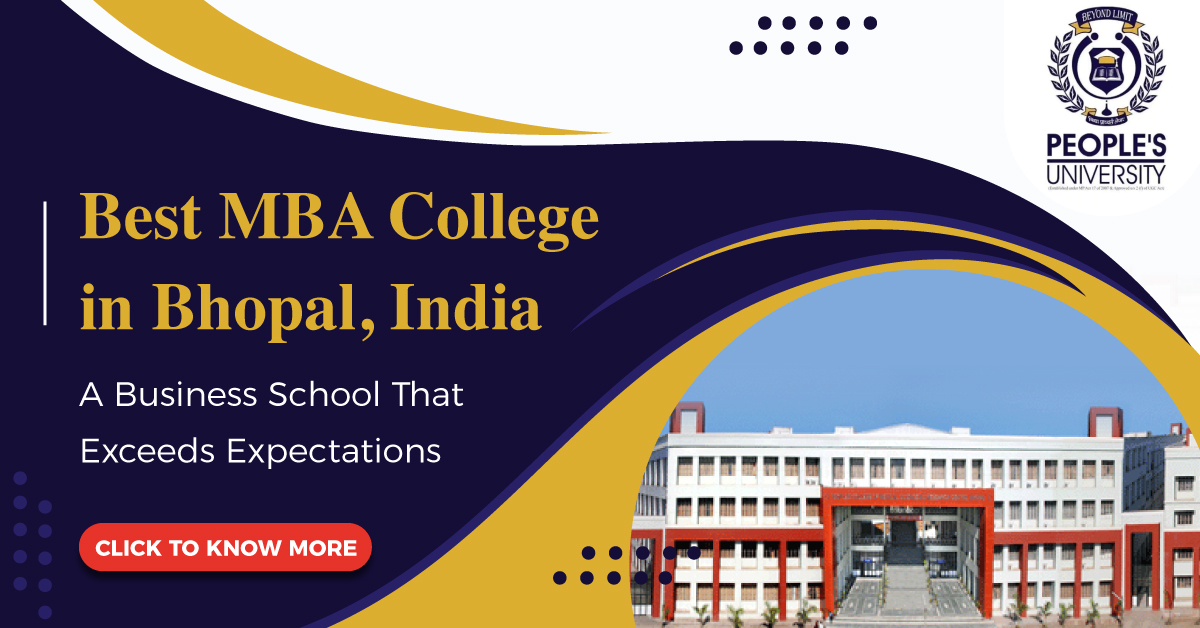 A Business School That Exceeds Expectations, Ft. People's University – PaGaLGuY